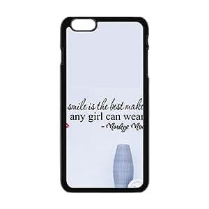 Custom High Quality Marilyn Monro hrad Case for iPhone 6/6Plus