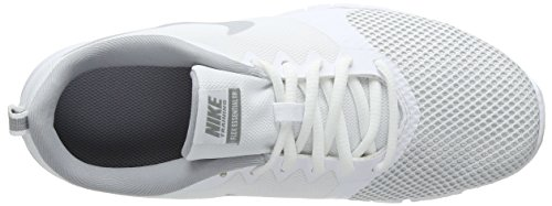 Wolf Grey Platinum Flex White Multicolore Tr Scarpe Donna Wmns pure Nike Essential Sportive 100 Indoor gPxSHS