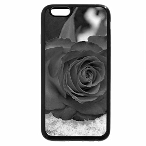iPhone 6S Case, iPhone 6 Case (Black & White) - My little heart wanted..