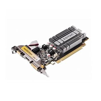 Zotac NVIDIA GeForce 8400 GS 512 MB DDR2 VGA/DVI/HDMI ...