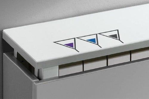 Mesa cubre radiador Single Radia, en un elegante acabado.: Amazon.es: Hogar