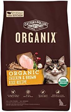 Castor Pollux Organix Organic Dry Dry Cat Food
