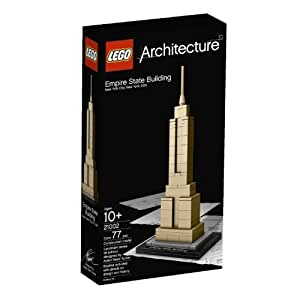 LEGO Architecture Series Empire State Building (77 pieces)