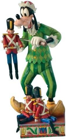 Disney Traditions Goofy Santa s Goofy Helper Resin Statue