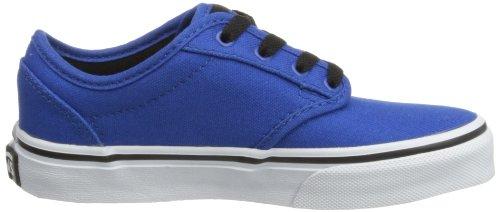 Baskets Vans Blue Black mixte Bleu enfant mode Atwood SPwSz4x1