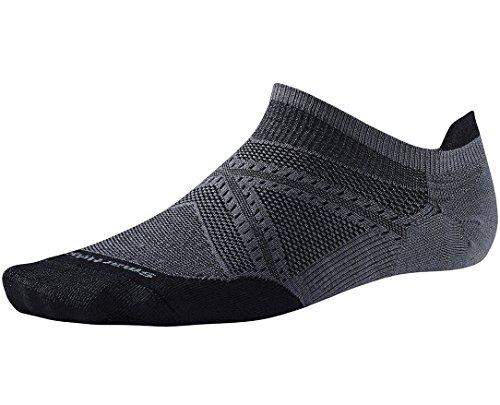 Smartwool Men's PhD Run Ultra Light Micro Socks Medium