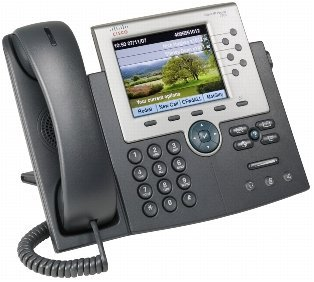 - Cisco CP-7965G Unified IP Phone (Renewed)