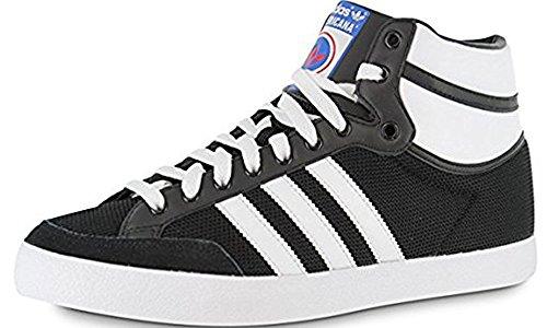 adidas Originals Americana Hi Vulc Trainers Black 39 1/3