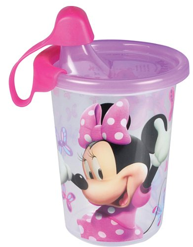 The First Years Disney Take & Toss Sippy, 10 Ounce, 3 Pack Minnie Mouse