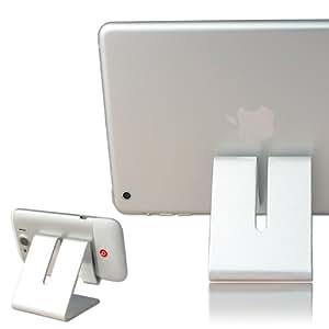 First2savvv silver hard Steel stand desktop dock docking station for huawei media pad 10 pink