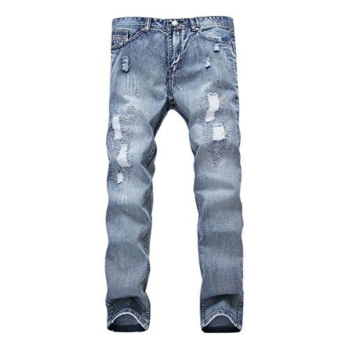 Denim Hipster Jeans - 8