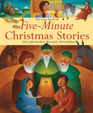 Download The Lion Book of Five-Minute Christmas Stories PDF