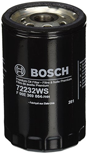 (Bosch 72232WS / F00E369864 Workshop Engine Oil Filter)