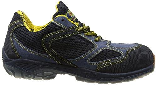 """Cofra 30151–000.w39taglia 39s1p src """"Corte Scarpe di sicurezza, colore: nero/giallo"""
