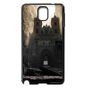 Binocara Gate Samsung Galaxy Note 3 Cases Fantasy Gate, {Black}