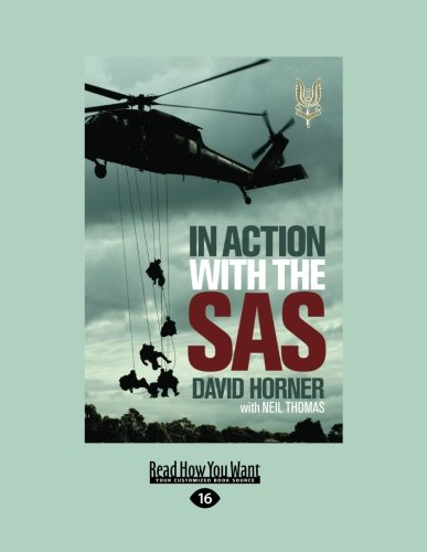 In Action with the SAS: Updated Edition of SAS: Phantoms of the Jungle