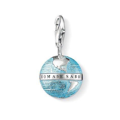 Thomas Sabo Pendant Globe Clasp Style Charms (Sabo Jewellery Thomas)