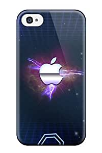 Premium Tron Apples Heavy-duty Protection Case For Iphone 4/4s