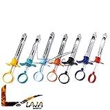 LAJA Imports Dental Syringe 1.8ml Set of 7