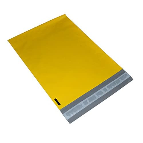 Top 1000 10x13 Yellow Poly Mailer Envelope Bags free shipping