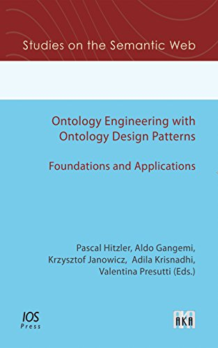 Ontology Engineering with Ontology Design Patterns: Foundations and Applications (Studies on the Semantic Web)