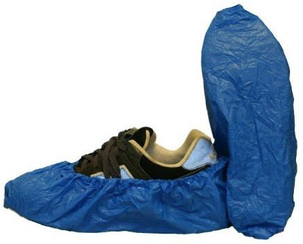 Pro-Safety Disposable Water Resistant Non-Slip Shoe Covers, X-Large, 1000 per case by Pro-Safety