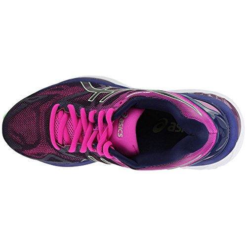 Pictures of ASICS Women's Gel-Nimbus 19 Running Shoe Black One Size 3