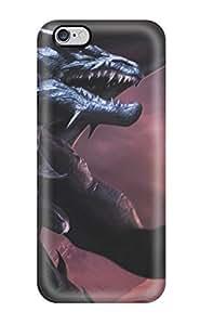DavidMBernard LSWkJTl16077GeUfn Case Cover Skin For iphone 5C (dragon With Sharp Teeth)