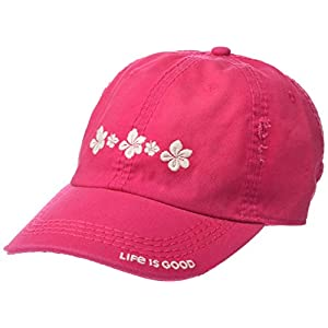 Life is Good Women's Sunwashed Chill Cap Baseball Hat