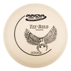 Innova - Champion Discs DX TeeBird Golf Disc, 140-150gm (Colors may vary)