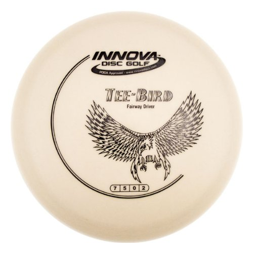 - Innova - Champion Discs DX TeeBird Golf Disc, 140-150gm (Colors may vary)