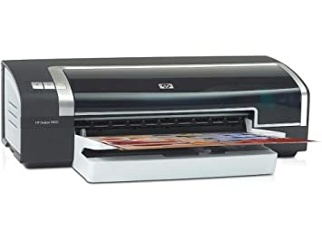 Amazon.com: HP DeskJet 9800 Wide Format Color Printer ...