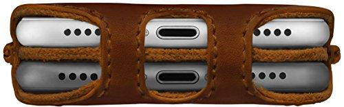 ullu Sleeve for iPhone 8/ 7 - Milk Chocolate Brown UDUO7VT100 by ullu (Image #3)