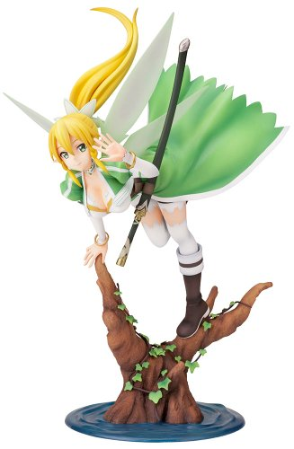 Kotobukiya Sword Art Online Leafa Fairy Dance 1/8 Scale PVC Figure