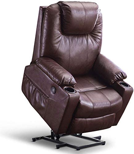 Mcombo Large Power Lift Recliner Chair