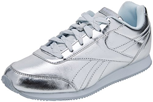 Zapatillas de 000 Plateado Cljog Metallic Trail Silver para Reebok Mujer Running White 2 Royal zqtw5zxOI