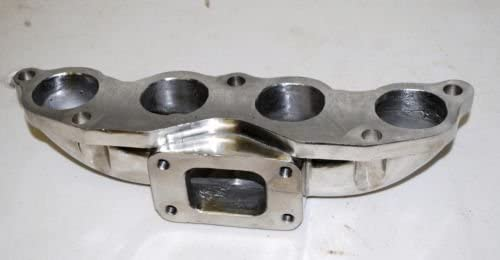 CAST Stainless Steel Manifold 02-06 Acura RSX Base Coupe//02-05 Civic SI EP3 K20