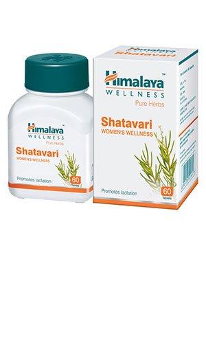 Himalaya Wellness Shatavari Women's Wellness Tablets (60 Tablet) Pack Of 3