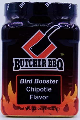 Butcher BBQ | Bird Booster Chipotle Flavor Injection. Standard for Moisture | Poultry Injections | 1st World Food Barbeque Championships ()