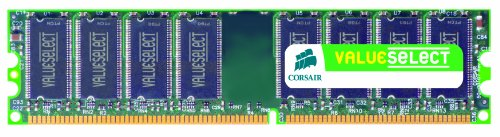 Corsair 2GB (1x2GB) DDR2 667 MHz (PC2 5300) Desktop Memory