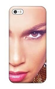 Iphone 5/5s Case Slim [ultra Fit] Jennifer Lopez Protective Case Cover