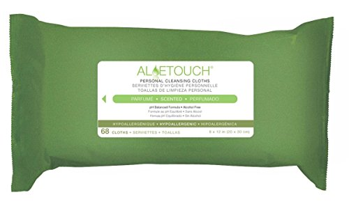 Medline MSC263754 Aloetouch Wipes, 816 Count (Wet Wipes For Adults compare prices)