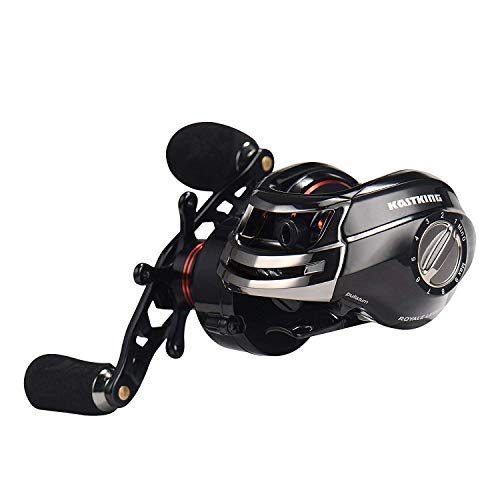 KastKing Royale Legend High Speed Low Profile Baitcasting Fishing Reel