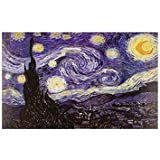 1000PCS colorful wooden jigsaw puzzle adult children's educational toys Assembled Kids Jigsaw Puzzles Assembled The Starry Night Paper Jigsaw Educational Toys for Children Adult puzzles
