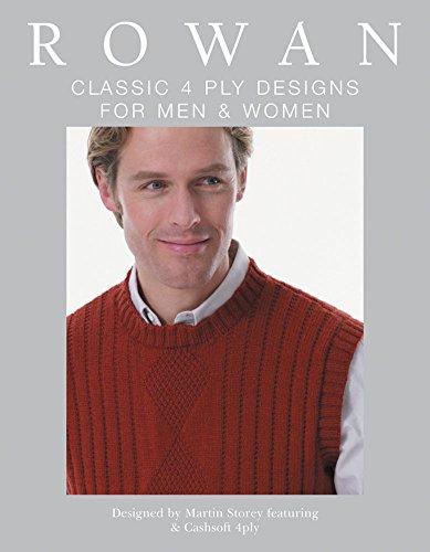 (Classic 4 Ply Designs for Men & Women)