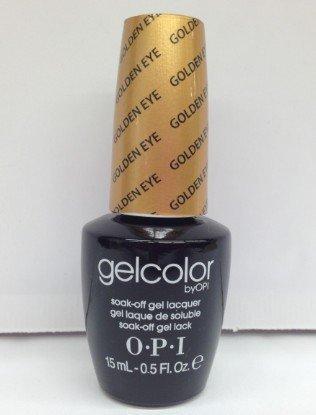 Opi Gelcolor Goldeneye HLD24