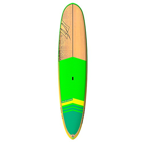 Naish Nalu 11' Stand Up Paddle Board | Green/Yellow for sale  Delivered anywhere in USA