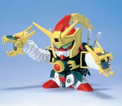 Dragon Gundam SD Gundam G-Generation ZERO