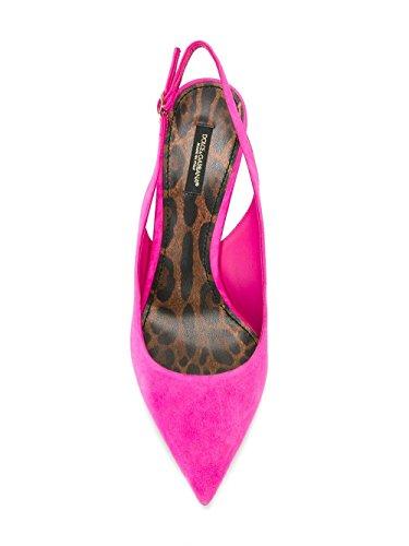 À Chaussures CG0182AC7848H412 Femme E Fuchsia Talons Suède Gabbana Dolce TZxUfw0y