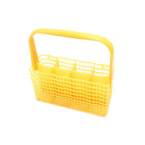 Genuine ELECTROLUX TRICITY BENDIX Yellow DISHWASHER CUTLERY BASKET 1524746508